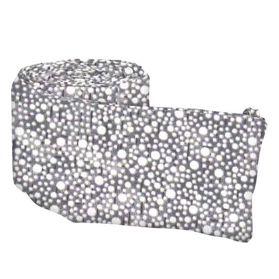 Confetti Dots Grey
