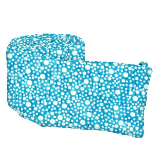 Confetti Dots Turquoise