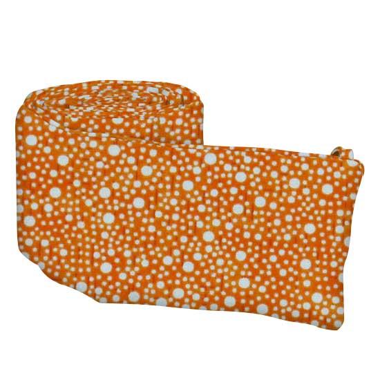 Confetti Dots Orange