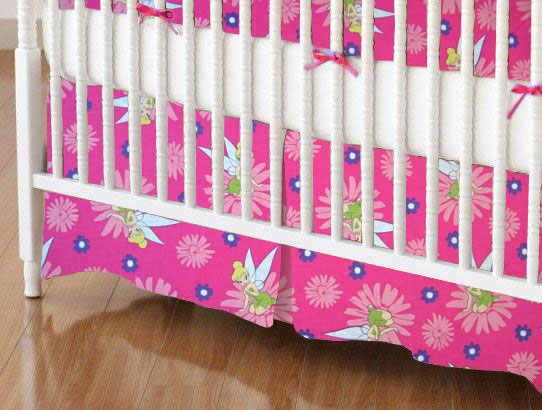 100% Cotton Percale - Character Prints - Kid Characters Crib Skirts