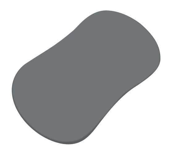Dark Grey Woven