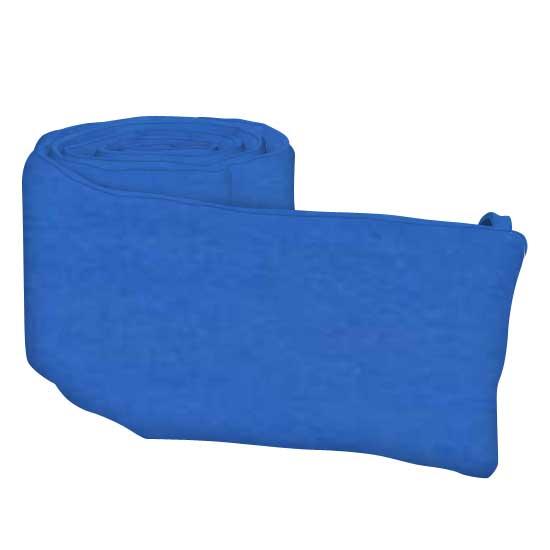 Royal Blue Woven Portable Mini Crib Sheets Sheetworld