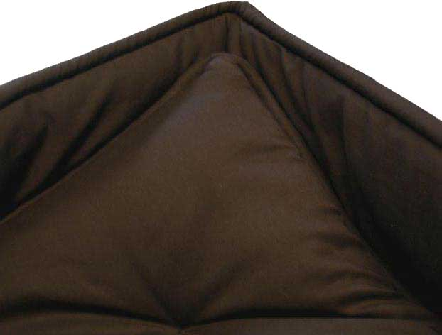 Solid Brown Cradle Set