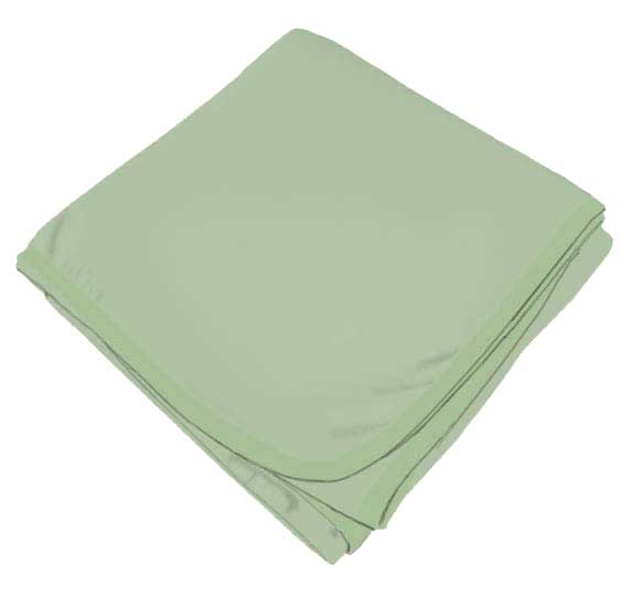 Flannel Sage Portable Mini Crib Sheets Sheetworld