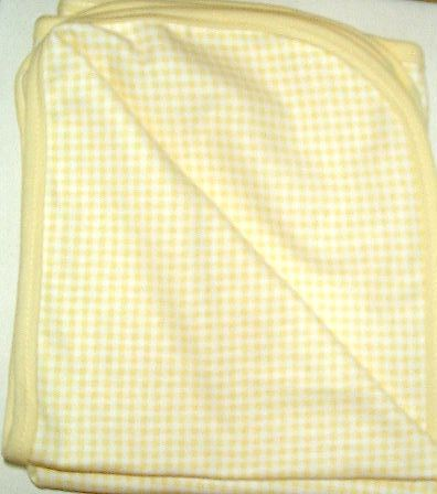 Yellow Gingham Crib Sheets Yellow Gingham Toddler Sheets