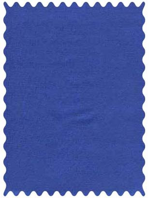 Flannel - Royal Blue Fabric