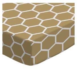 Khaki Honeycomb