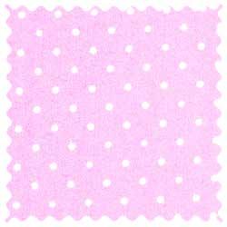 Pindots Pink Fabric