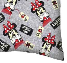 Baby Pillow Case - Minnie Mouse
