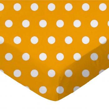 Polka Dots Gold