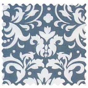 Grey Damask Fabric