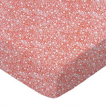 Confetti Dots Coral