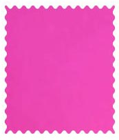 Solid Hot Pink Woven Fabric