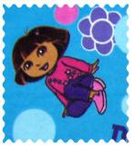 Dora Blue Fabric