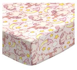 Baby Lambs Pink