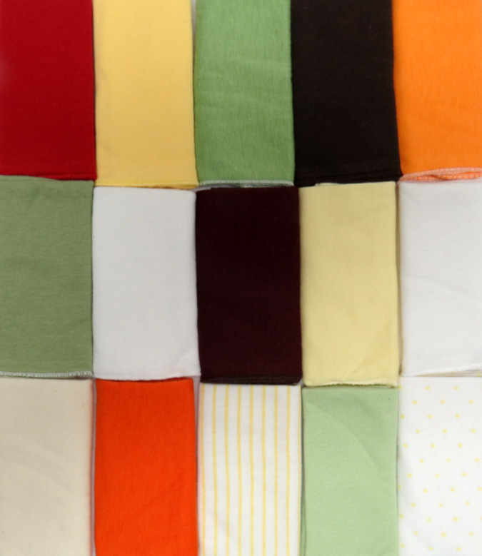 Neutral 6 Pack - Cotton Jersey Knit Solids