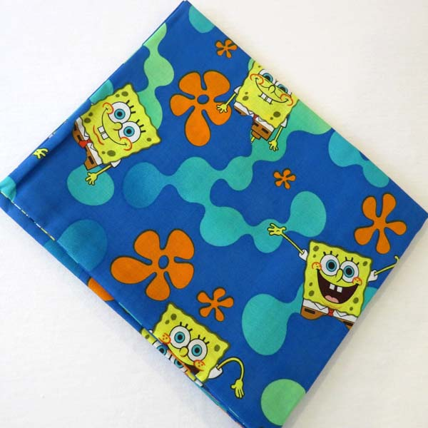 Sponge Bob Cotton Baby Pillow Case