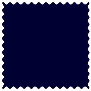 Flannel60 - Navy Fabric