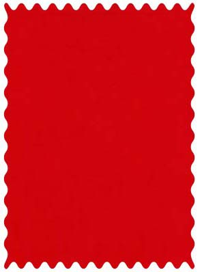 Flannel FS8 - Red Fabric