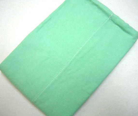 Aqua Twin Pillow Case (1001)