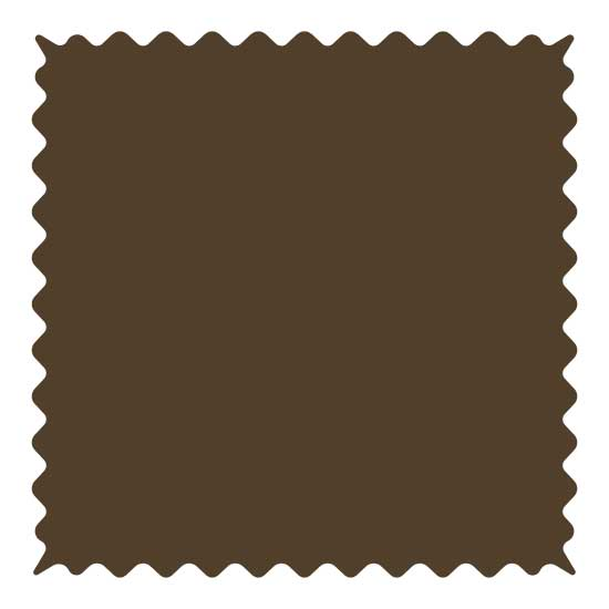 Flannel - Brown Fabric