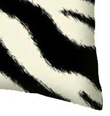 Percale Pillow Case - Zebra