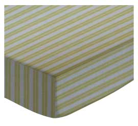 100% Cotton Percale - Dots and Stripes and Checkered Oval Sheets