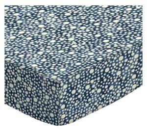 Confetti Dots Navy