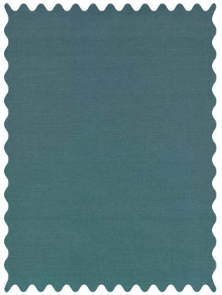 Solid Teal Woven Fabric