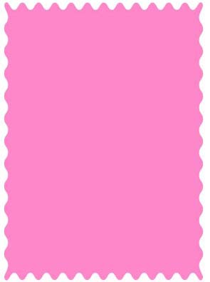 Flannel FS3A - Hot Pink Fabric