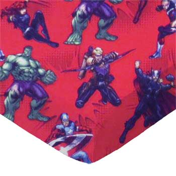 Marvel Comics Red