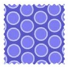 Fabric Shop - Primary Bubbles Blue Woven Fabric - Yard - 100% Cotton Woven - Primary Polka Dots Fabric Shop