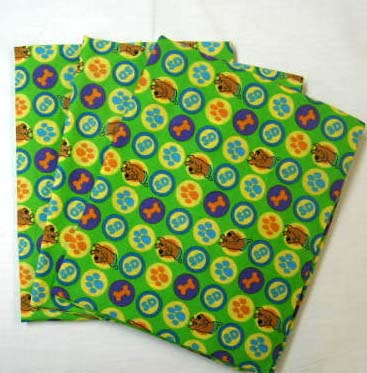 3 Pack - Scooby Doo Cotton Baby Pillow Case