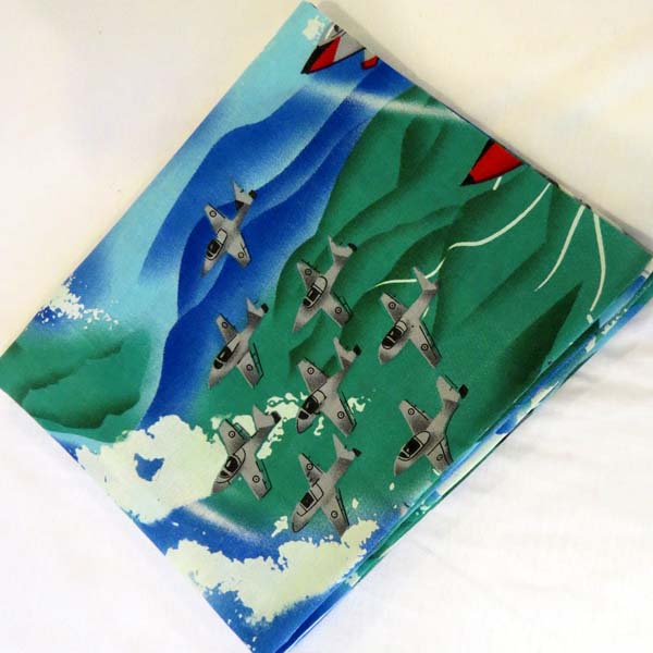 Fighter Jets Cotton Baby Pillow Case