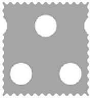 Polka Dots Grey Fabric