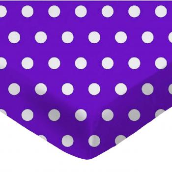 Polka Dots Purple