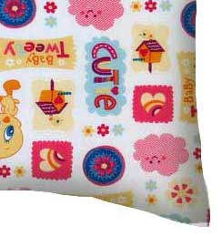 Percale Pillow Case - Baby Tweety