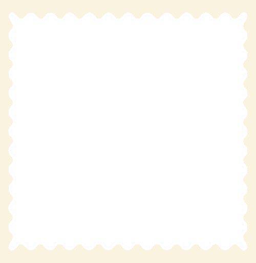 Flannel - White Fabric