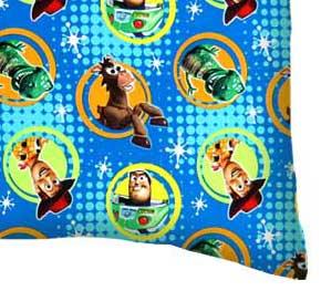 Percale Pillow Case - Buzz Light Year