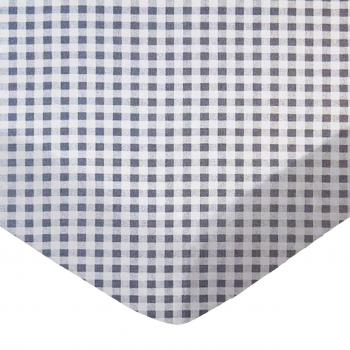 Grey Gingham Check