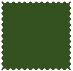 Flannel - Hunter Green Fabric