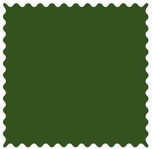 Flannel - Hunter Green Fabric