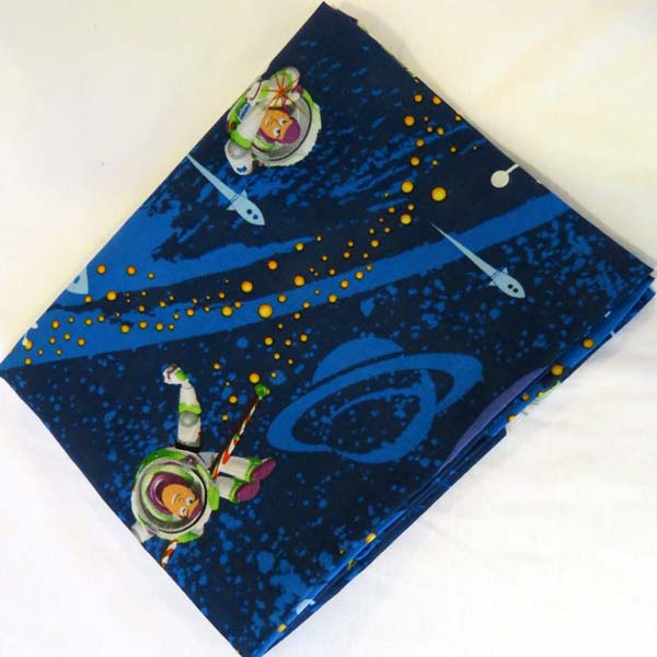 Buzz Light Year Cotton Baby Pillow Case