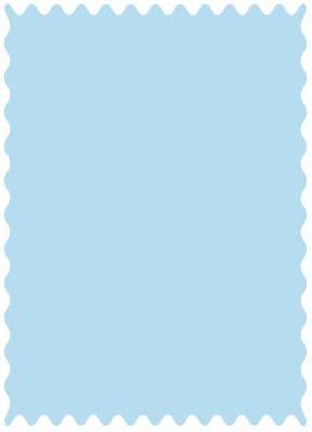 Flannel FS9 - Aqua blue Fabric