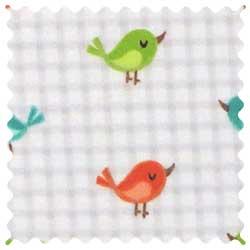 Birdies Fabric