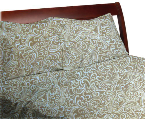 Beige Breeze  Cotton Woven Twin