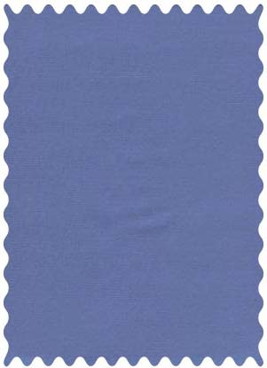 Solid Denim Blue Fabric - 100% Cotton Flannel - 21 x 42 inches