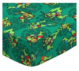 Ninja Turtles Shells