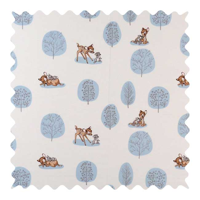 Bambi Fabric - 100% Cotton - 47 x 42 inches