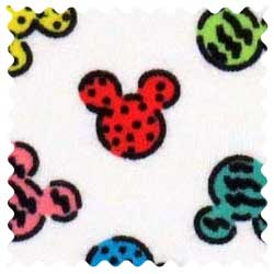 Mickey Mouse Galore Fabric